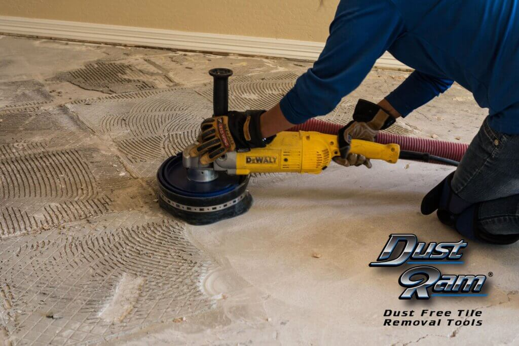 dustless tile removal companies